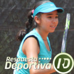 ORANGE BLESOWL 14 AÑOS: ANA PAULA CHÁVEZ A TERCERA RONDA Y VA POR MÁS