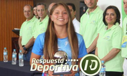 RESPUESTA DEPORTIVA TE DESPIDE COMO TENISTA JUVENIL HANIA FRANCO