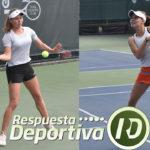 CLUB EL YAQUI: Avanzan Raffaela Alhach, Adriana Guzmán y las hermanas Loretz en el Nacional de 1ª Fuerza