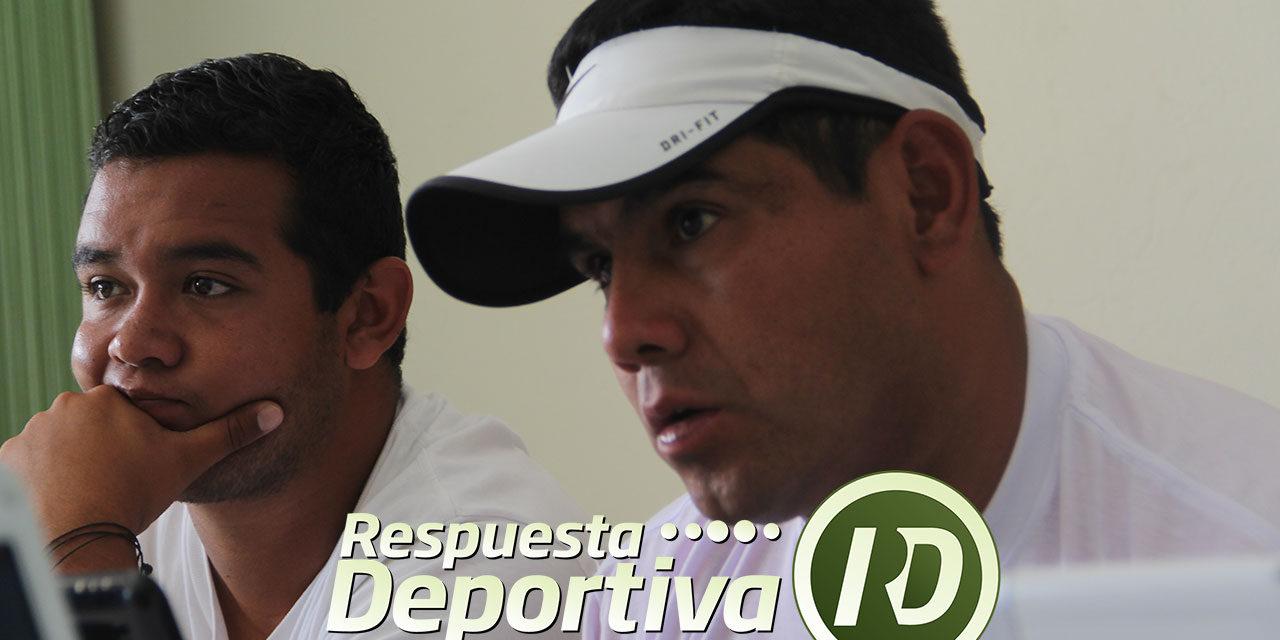 FUE MÁS O MENOS ASÍ: OSWALDO JIMÉNEZ TOMA LA RIENDA DEL COMPLEJO PANAMERICANO DE TENIS