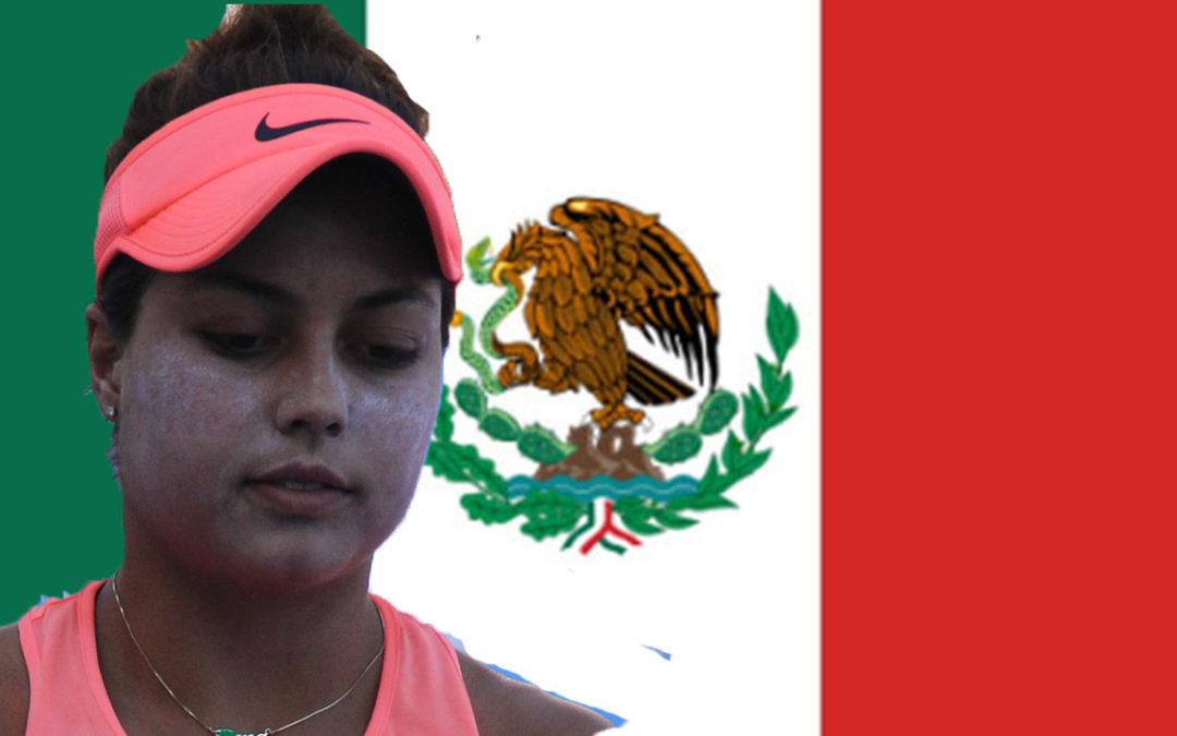RENATA ZARAZÚA CONCLUYÓ CON RANKING 257 WTA COMO LA UNO DE MÉXICO