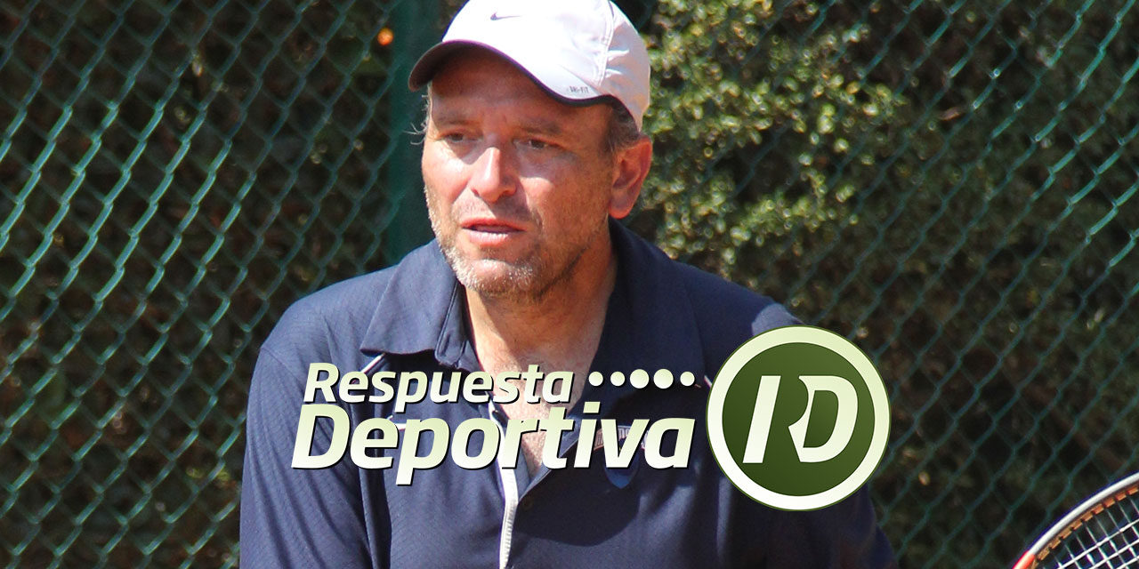RESPUESTA DEPORTIVA: VETERANOS CLUB REFORMA 2018; RICARDO LANGRE