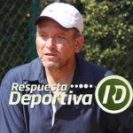 RICARDO LANGRE EL GRANDE EN LA CULMINACIÓN DEL GRADO A DE VETERANOS DEL CLUB REFORMA