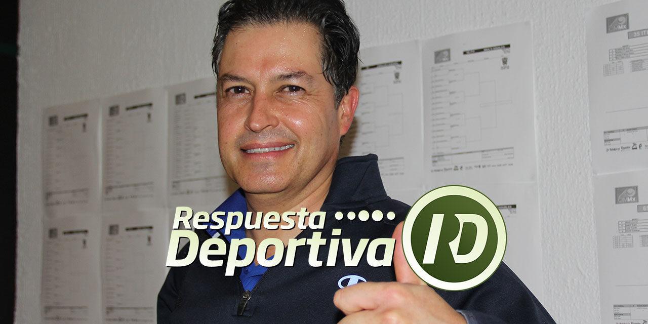 RESPUESTA DEPORTIVA: VETERANOS CLUB REFORMA 2018; RICARDO RODARTE