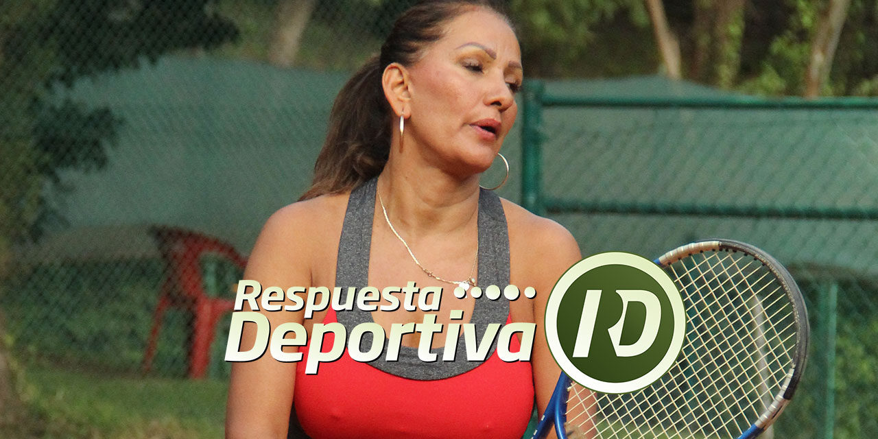 RESPUESTA DEPORTIVA: VETERANOS CLUB REFORMA 2018; ROSA MARÍA RANGEL