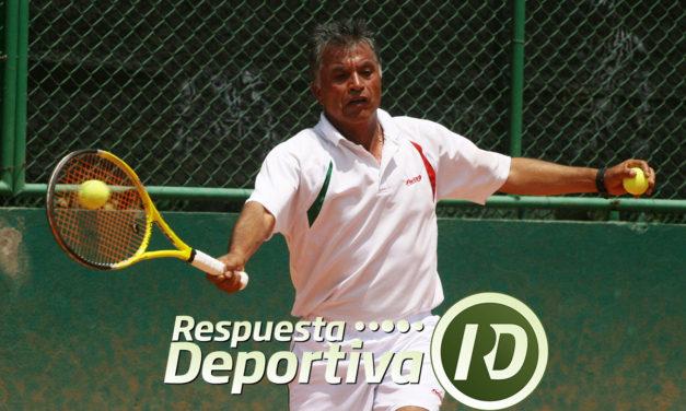 """Javier """"Gato"""" Ordaz y Salvador García, sublimes en el 30º. Campeonato Mundial de Tenis de Veteranos 2010"""