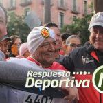 PABLO LEMUS CERRÓ CON BROCHE DE ORO LA TEMPORADA DEPORTIVA DE COMUDE ZAPOPAN TENIENDO AL LADO A GUSTAVO SANTOSCOY