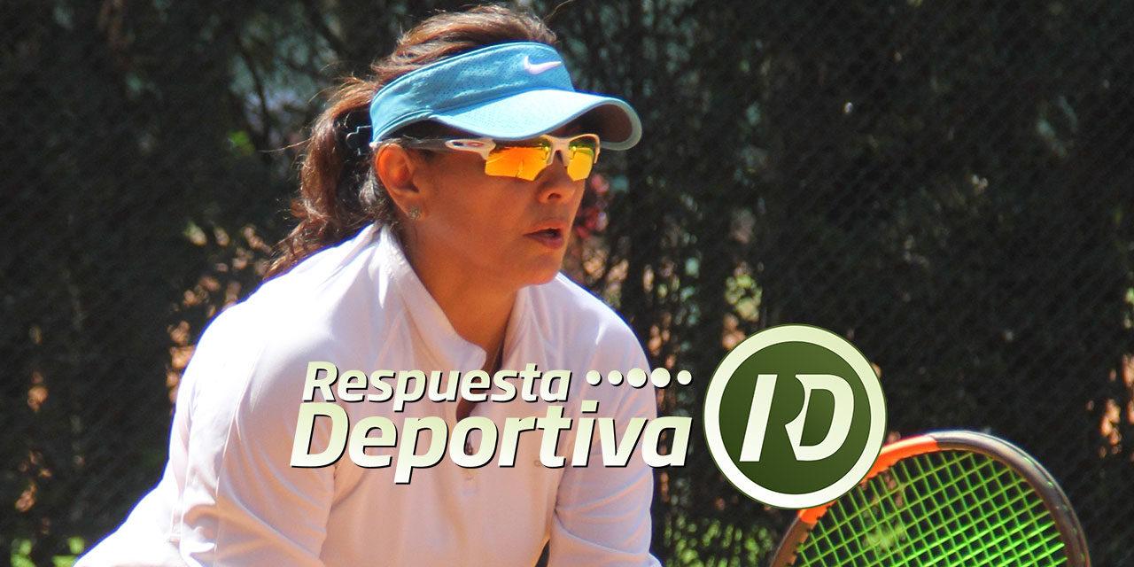 RESPUESTA DEPORTIVA: VETERANOS CLUB REFORMA 2018; SONIA TOVAR