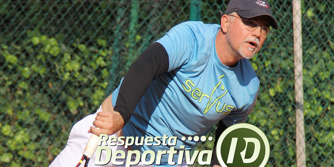 RESPUESTA DEPORTIVA: VETERANOS CLUB REFORMA 2018; SORIN CHEREBETIU
