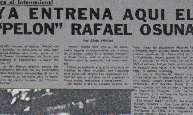RECORDANDO A RAFAEL OSUNA 1968