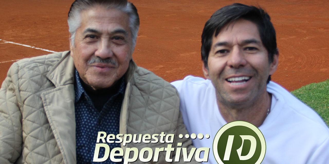 RESPUESTA DEPORTIVA: VETERANOS CLUB REFORMA 2018; ROY GUERRERO