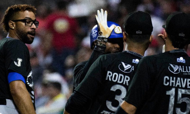 Charros triunfa en el primero de las Semifinales ante Venados, en Mazatlán
