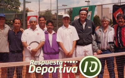 FOTOS HISTÓRICAS DEL TENIS MEXICANO