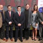 RAÚL ZURUTUZA ROBÓ CÁMARA EN LA PRESENTACIÓN DE JUGADORES DEL XXVI ABIERTO MEXICANO DE TENIS