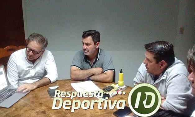 CARLOS GONZÁLEZ EN CUARTEL DE LA ATJ SOSTUVO ENCUENTRO CON GS
