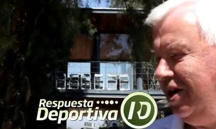 ROGER AMBROSE ROBA CÁMARA EN EL GUADALAJARA COUNTRY CLUB