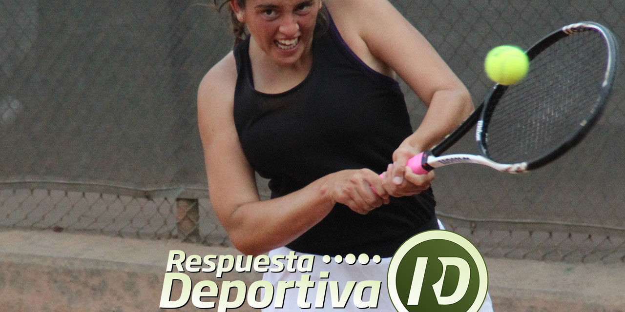 ITF JALISCO: REGINA CANUDAS PASO LA SEGUNDA RONDA DE LA PREVIA