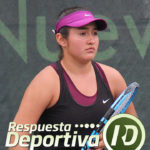 JALISCO JUNIOR CUP-ZAPOPAN DRAWS: DARIA CÁRDENAS DE PIE
