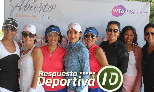 EL ESPÍRITU DEL ABIERTO DE ZAPOPAN SE SIENTE EN EL COUNTRY CLUB DE GUADALAJARA