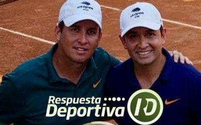 JORGE HEYSER Y MARTÍN RODRIGUEZ MONARCAS DE LA COPA COUNTRY CLUB