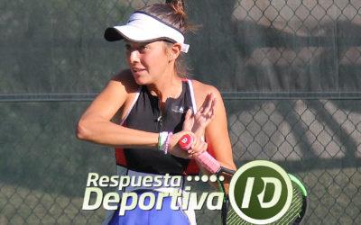 JALISCO JUNIOR CUP: LIZETTE REDING EN SEGUNDA RONDA