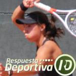 CAYÓ ROMARY CÁRDENAS EN LA PENÚLTIMA DE CANCUN TENNIS ACADEMY
