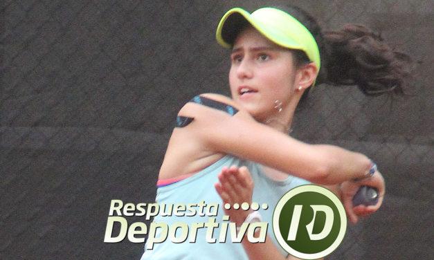 ITF QUERÉTARO: ALEJANDRA CRUZ CON PRUEBA SUPERADA