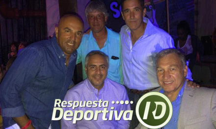 MEXICANOS EN USA: LUIS BARALDI CON MARIO PACHECO