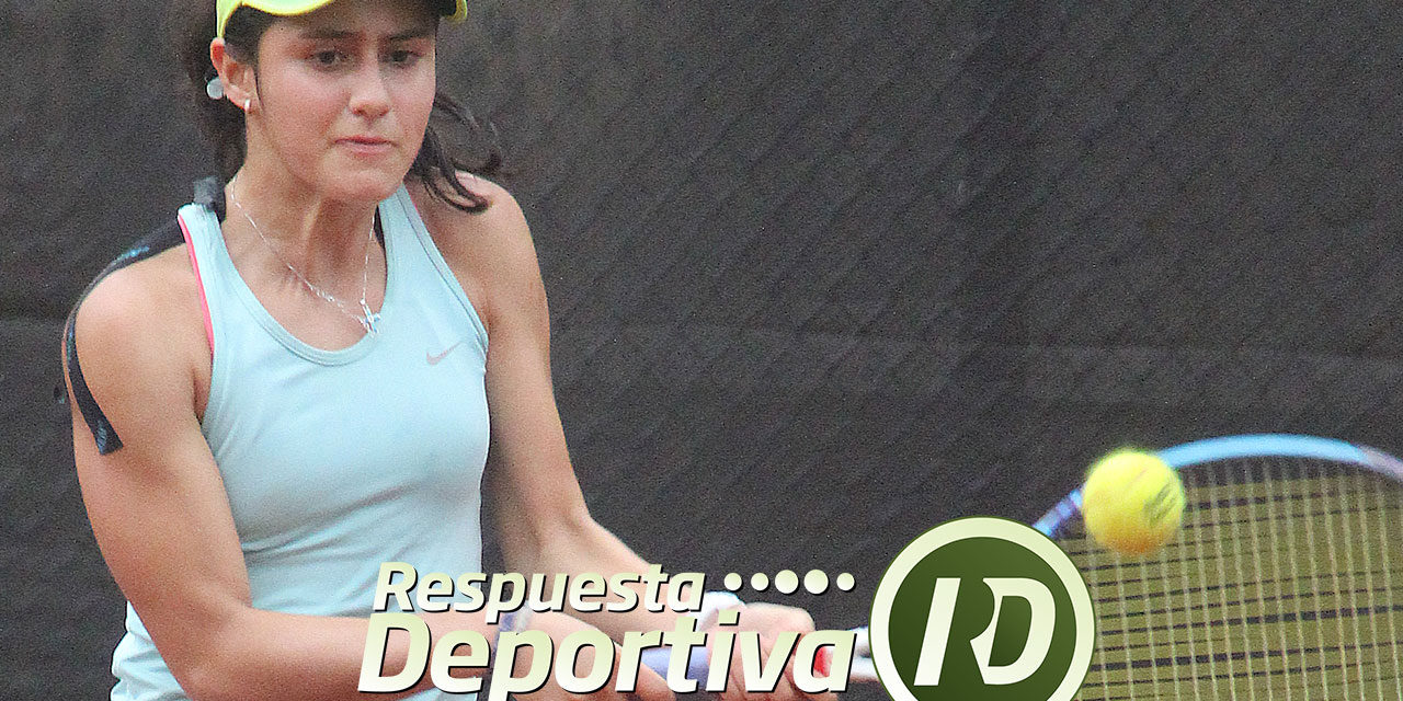 ITF QUERÉTARO: ALEJANDRA CRUZ AGARRA VUELO