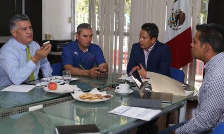 Realizan reunión de trabajo la CONADE y CODE Jalisco rumbo a Lima 2019