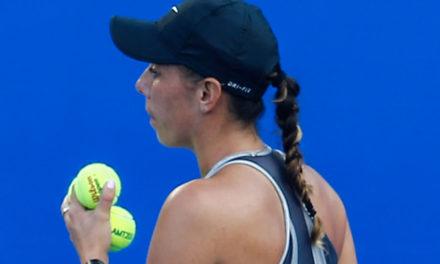 GIULIANA OLMOS ÚNICA MEXICANA EN LA ERA ABIERTA DEL TENIS QUE PROTAGONIZÓ DOS FINALES WTA