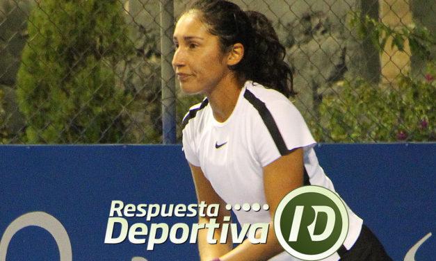 PAMELA MONTEZ EXCLUIDA DEL SEGUNDO TORNEO DE CANCUN TENNIS ACADEMY
