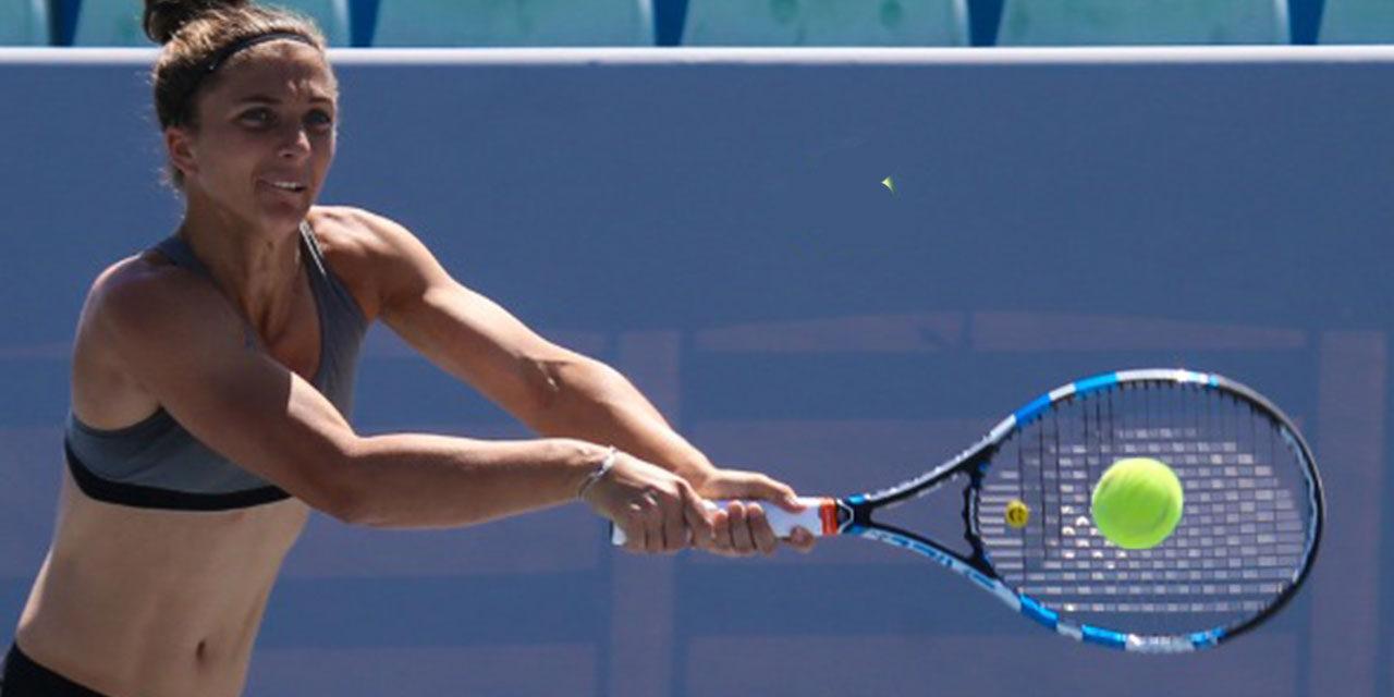 Empieza a lucir el tenis de primer nivel en Zapopan.