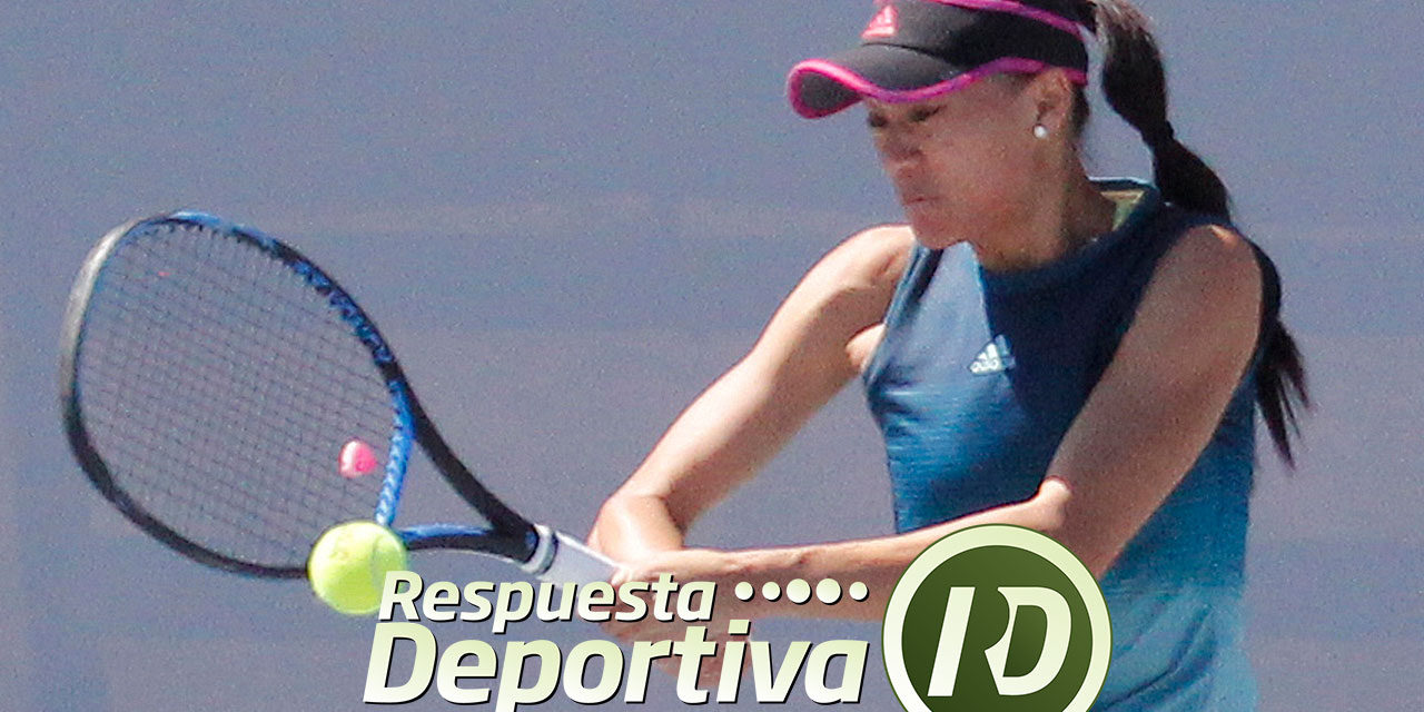 WTA DE MONTERREY DRAW Y RESULTADOS:  LA CHINA SHILIN XU ELIMINÓ A MEXICANA ANA SOFÍA SÁNCHEZ