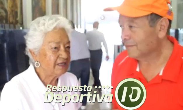 ALEJANDRO ALVAREZ ZENITH: YOLA RAMÍREZ PARTE DUELOS CONTRA LAS MÁS GRANDES DEL MUNDO