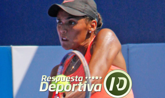 MARÍA JOSÉ PORTILLO EN CUARTOS DE FINAL EN XXIII DE CANCUN TENNIS ACADEMY