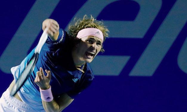 Zverev-Norrie y Kyrgios-Isner en semifinales
