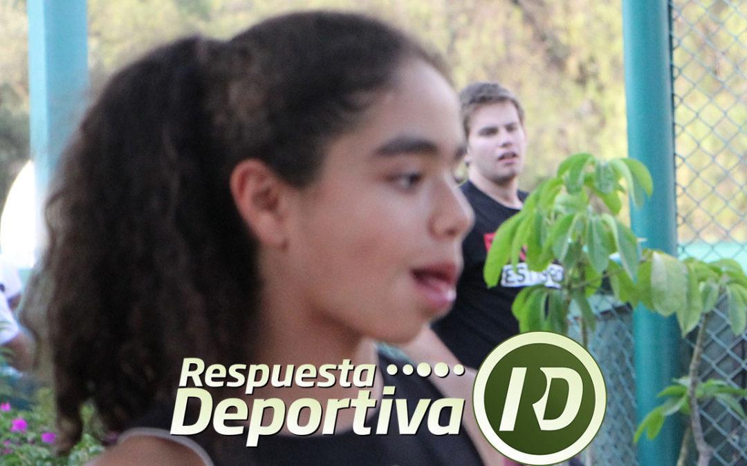 NACIONAL DE SEMANA SANTA: MAYAHUEL UNZUETA ASPIRA AL CETRO