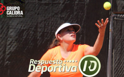COPA HÉCTOR ORTIZ: HILDA ARREOLA PELEO COMO UNA GUERRERA