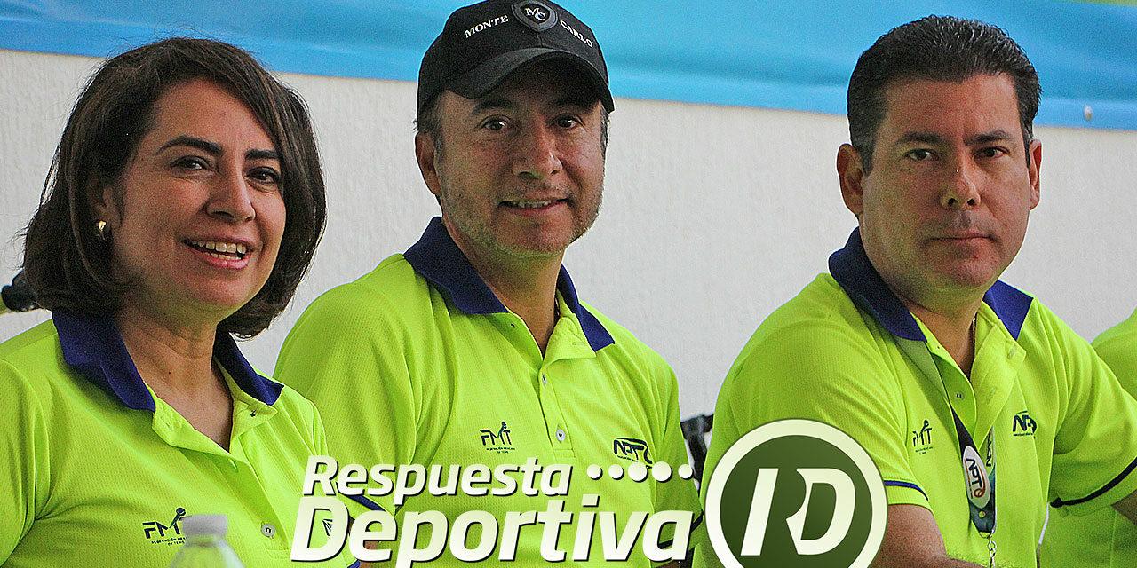DESTACADA LABOR DE JOEL ARMENDARIZ Y OLGA LIDIA CONTRERAS EN PRO DEL TENIS MEXICANO