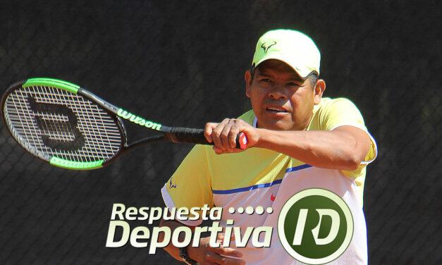 COPA HÉCTOR ORTIZ: JAIME TEANDÓN REAPARECIÓ