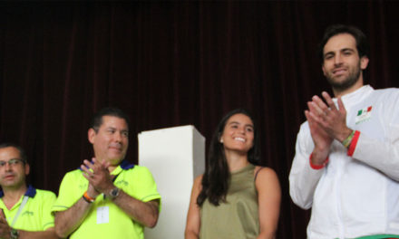 LOS SÁNCHEZ FUERON RECONOCIDOS ANTE LA COMUNIDAD TENÍSTICA MEXICANA