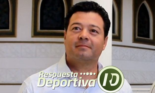 MARIO CHÁVEZ NÚMERO UNO EN LA DIRIGENCIA FEDERADA AHORA AL FRENTE DEL II NACIONAL EN MONTERREY