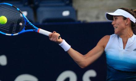POCO PUBLICO EN EL PASE DE MUGURUZA A LA FINAL DEL WTA DE MONTERREY