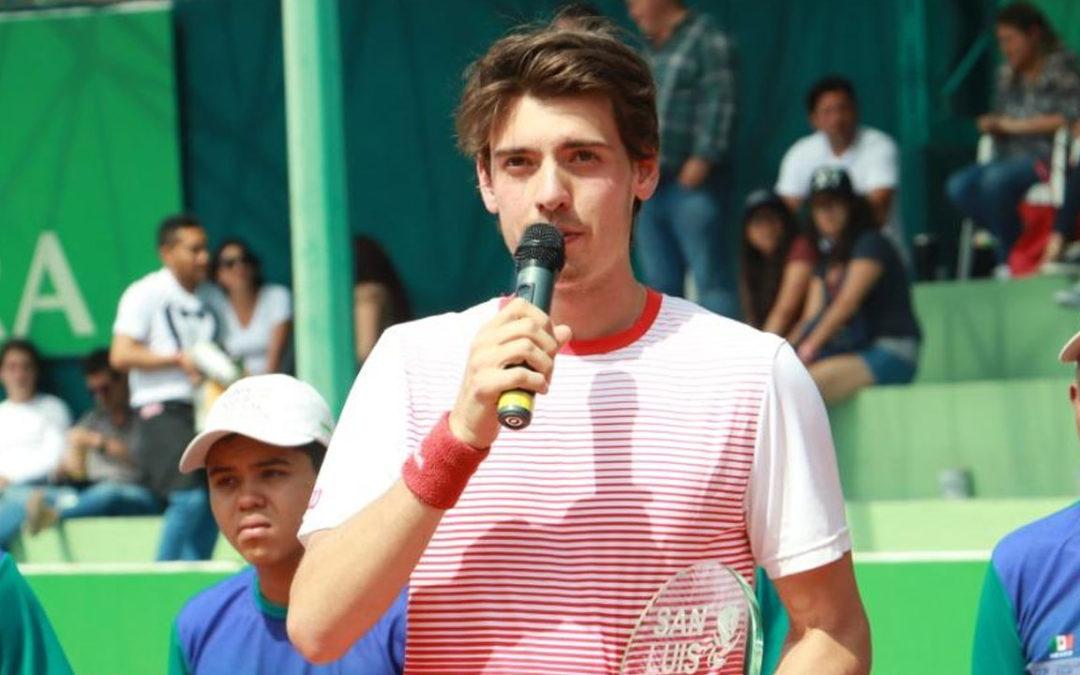 Marc-Andrea Huesler monarca del San Luis Open 2019