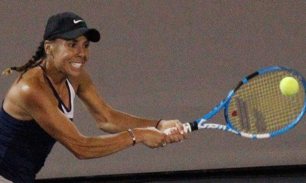WTA DE MONTERREY: GOLPE DE GIULIANA OLMOS EN EL DOBLES