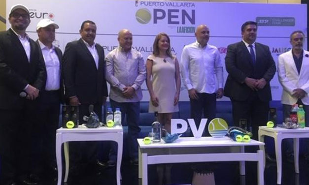Anuncian el Vallarta Open 2019