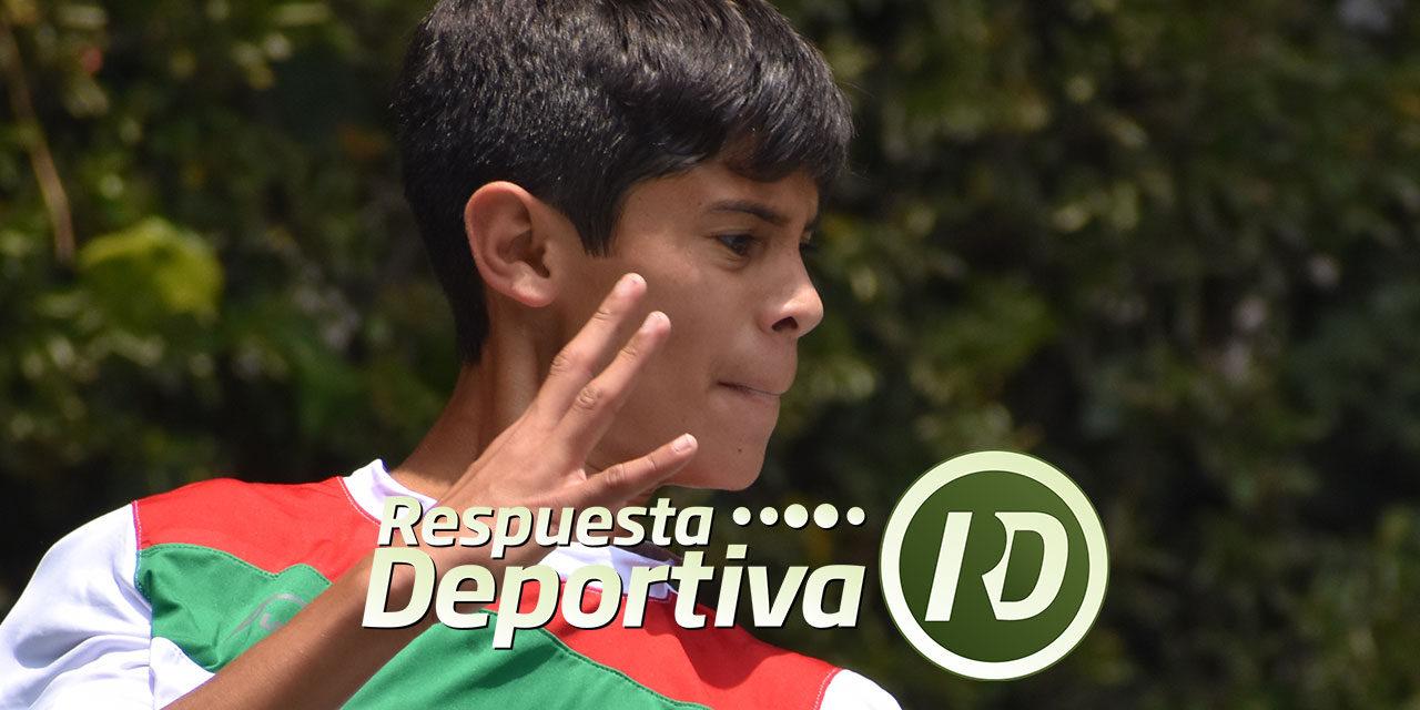 RODRIGO PACHECO SIGUE GANANDO EN COPA SAN AGUSTÍN
