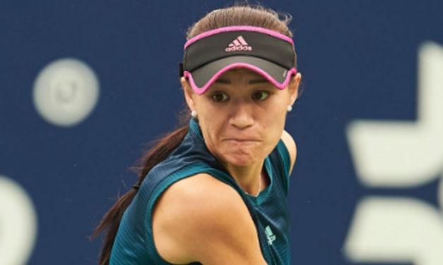 WTA DE MONTERREY: SHILIN XU CALIFICÓ A COSTA DE UNA MEXICANA
