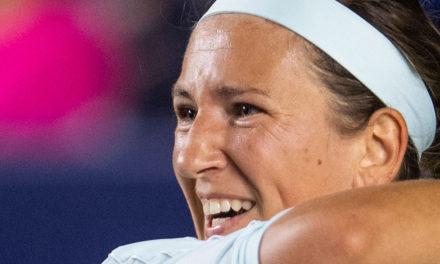 WTA DE MONTERREY: VICTORIA AZARENKA RESURGE DE LAS CENIZAS Y VA POR EL CETRO